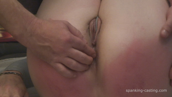 Can Spank rectal exam
